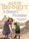 A Sister&#39;s Promise (eBook)